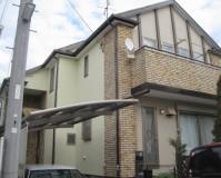 外壁塗装と屋根塗装を千葉県市川市北方にて16【施工後】