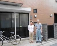 外壁塗装と屋根塗装を東京都大田区にて5【施工例】