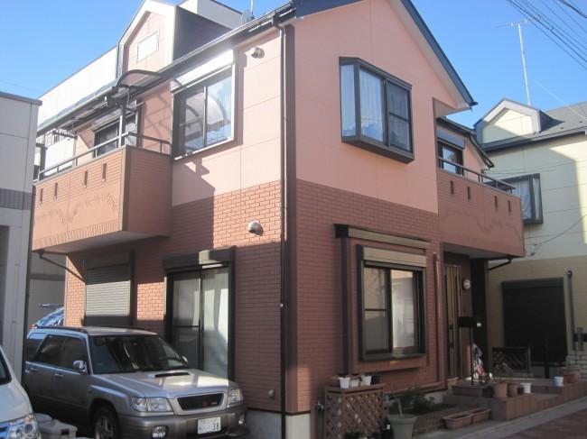 東京都中央区八丁堀の外壁塗装・屋根塗装の施工後