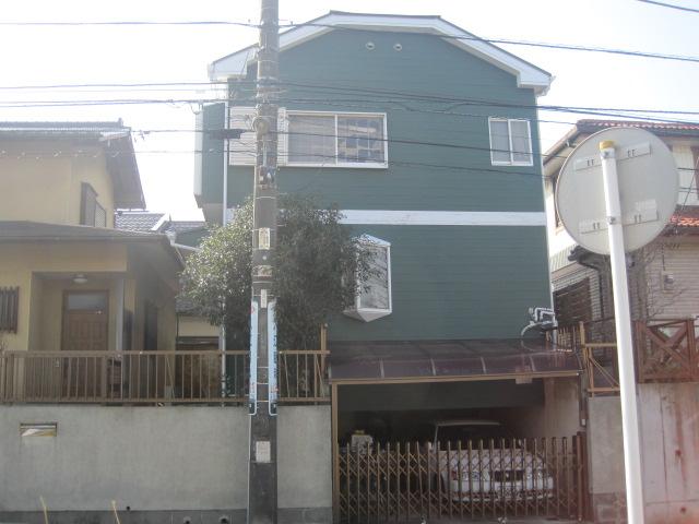 千代田区の外壁塗装・屋根塗装の施工後