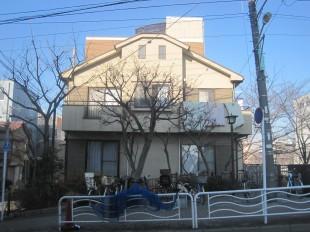 渋谷区笹塚Y様邸前(翔陽)