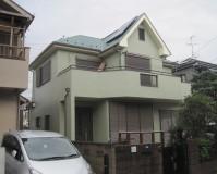 東京都足立区江北にて施工例57