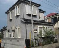 外壁塗装:ウレタン系塗料 屋根塗装:なし 施工地域:東京都町田市