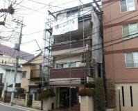 外壁塗装:セラミシリコン塗料 屋根塗装:なし 施工地域:東京都立川市