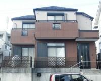 外壁塗装:セラミシリコン塗料 屋根塗装:なし 施工地域:東京都あきる野市