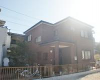 外壁塗装:セラミシリコン塗料 屋根塗装:なし 施工地域:東京都日野市