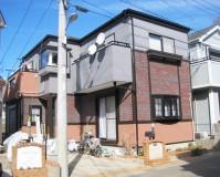 外壁塗装:セラミシリコン塗料 屋根塗装:なし 施工地域:東京都稲城市