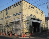 外壁塗装と屋根塗装を東京都足立区の会社ビルにて【施工例60】