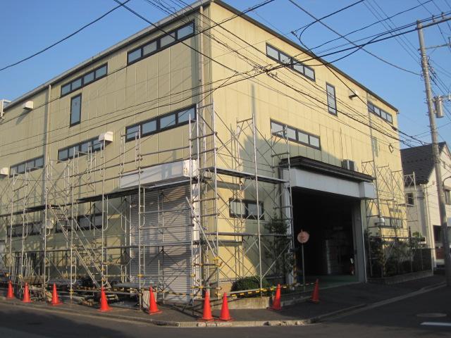 外壁塗装と屋根塗装を東京都足立区にて【施工例60】