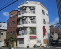 外壁塗装と屋根塗装を東京都江東区塩見のマンションにて【施工例63】