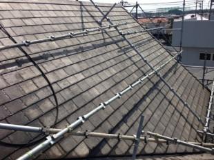 外壁塗装と屋根塗装を埼玉県狭山市入曽にての施工前