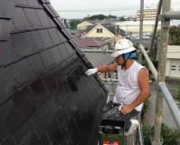 外壁塗装:なし 屋根塗装:パラサーモ 施工地域:埼玉県狭山市入曽K様邸