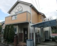 神奈川県横浜市都筑区の外壁塗装・屋根塗装工事の施工事例