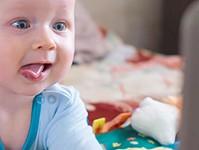 赤ちゃんの頃から鍛えられる色彩感覚