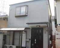 外壁塗装:セラミシリコン 屋根塗装:パラサーモシリコン 施工地域:東京都足立区