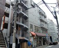 神奈川県川崎市のビル修繕工事