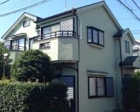 東京都三鷹市の外壁塗装・屋根塗装
