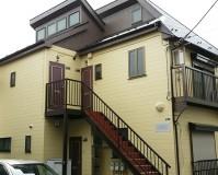 東京都葛飾区のアパート外壁塗装・屋根塗装