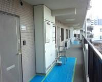 建物種別:マンション 施工内容:外壁塗装 施工地域:東京都葛飾区