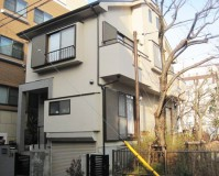 外壁塗装:アクリル系塗料 屋根塗装:なし 施工地域:東京都国分寺市