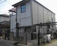 外壁塗装:セラミシリコン 屋根塗装:なし 施工地域:東京都練馬区