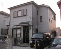 外壁塗装:セラミシリコン塗料 屋根塗装:なし 施工地域:東京都西東京市