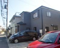 外壁塗装:セラミシリコン塗料 屋根塗装:なし 施工地域:東京都中央区