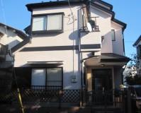 外壁塗装:セラミシリコン塗料 屋根塗装:なし 施工地域:東京都国立市