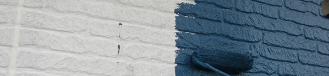外壁材がサイディングの時の外壁塗装の特徴