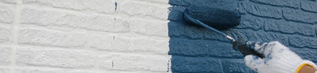 塗装する時の塗り方「ローラー塗り」について