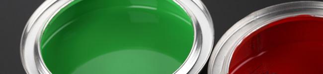 塗料主要素のうちの合成樹脂「塩化ビニル樹脂」