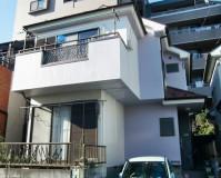 東京都羽村市の外壁塗装・屋根塗装工事の施工事例