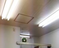 東京都台東区のビル内装塗装