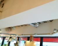 神奈川県川崎市のビルの内装塗装工事