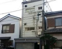 東京都墨田区の外壁塗装・鉄部塗装工事