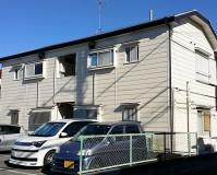 東京都江戸川区のアパート外壁塗装工事