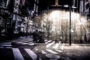 東京都豊島区の街並み