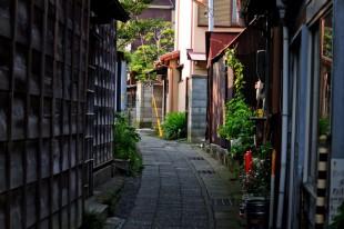 東京都杉並区の風景