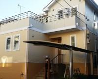 千葉県我孫子市の外壁塗装・屋根塗装工事の施工事例