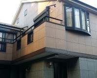 東京都葛飾区の外壁塗装・屋根塗装工事の施工事例
