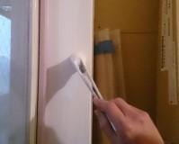東京都荒川区の一戸建て住宅の内装塗装工事の施工事例