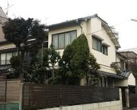 東京都杉並区の屋根塗装工事の施工事例