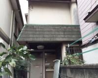 東京都練馬区の外壁塗装工事の施工事例