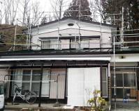 宮城県角田市の外壁塗装・屋根塗装工事の施工事例