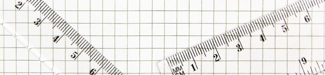 建物の長さや高さや幅を測る
