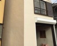 東京都江戸川区の外壁補修・外壁塗装工事の施工事例