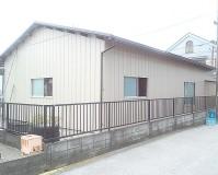 東京都足立区工場の外壁張り替え・屋根葺き替え工事の施工事例