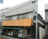 東京都品川区の鉄部錆止め塗装工事の施工事例