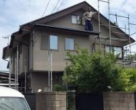 神奈川県藤沢市の外壁塗装・屋根塗装工事の施工事例