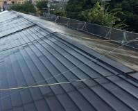東京都杉並区幼稚園の屋根塗装工事の施工事例